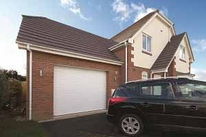 Gliderol Compact Insulated Roller Garage Door