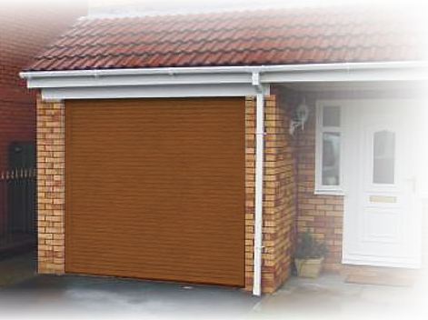 Premier roll compact insulated roller garage doors laminated finishes roller garage door sale for Premier garage doors