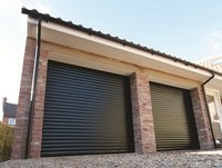 Improvements to Gliderol Roll-A-Glide Insulated Garage Roller Doors