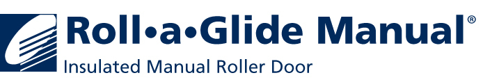 View Gliderol Manual Insulated Roller Garage Doors By Clicking Here