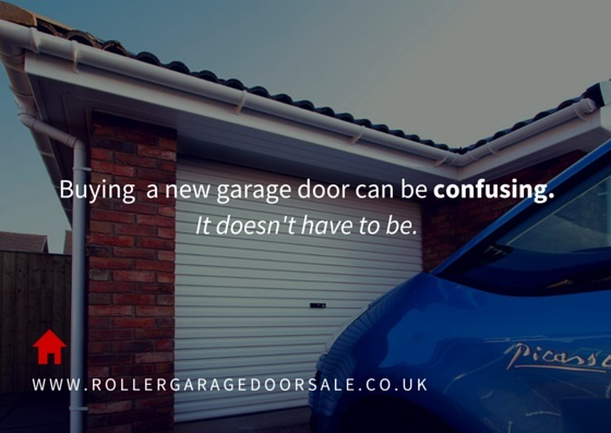 Contact us now to buy garage doors in London