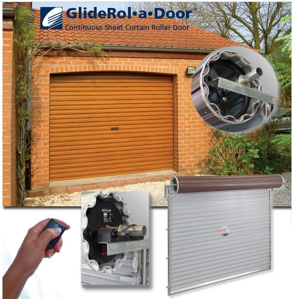 Gliderol Garage Doors Roller Garage Door Sale
