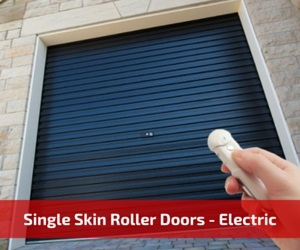Electric Garage Roller Doors
