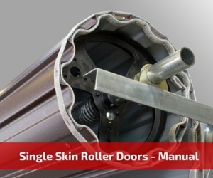 Manual Garage Roller Doors