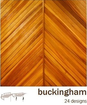 Woodrite Buckingham Wooden Garage Doors